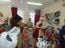 а вот и Дед Мороз...